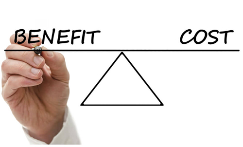 Benefit Cost Scale
